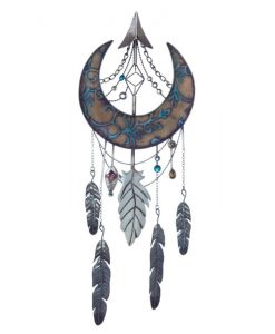 Crescent Moon Wall Decor