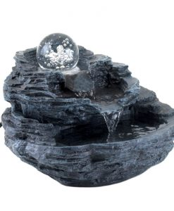 Rock Design Desk Fountain