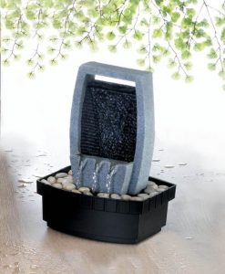 Water Wall Tabletop Fountain
