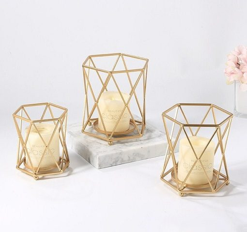 Decorative Candle Holder - Small