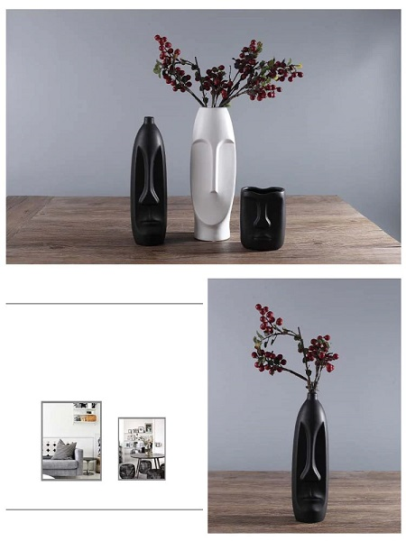 Human Face Vase Gallery -2