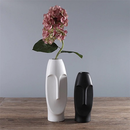 Human Face Vase Gallery - 3