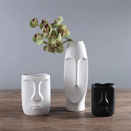 Human Face Vase Gallery - 4